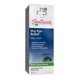 Similasan Dry Eye Relief Eye Drops - 10ml