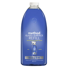Method Glass & Surface Cleaner Refill - Mint - 2L