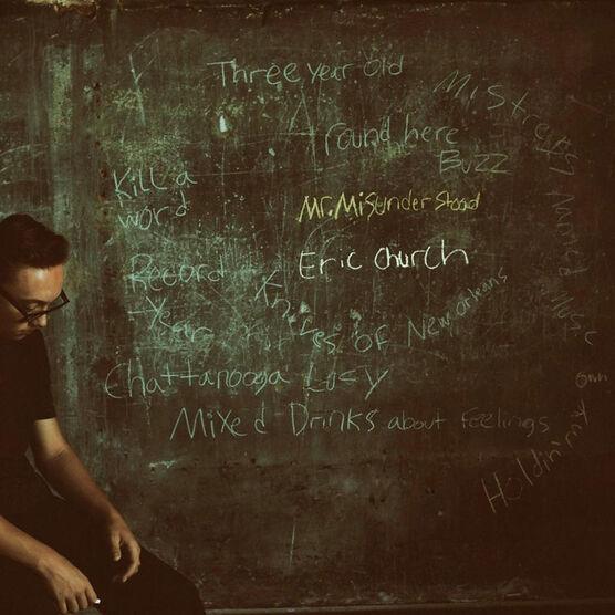 Eric Church - Mr. Misunderstood - CD