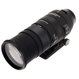 Sigma 150-500mm f/5-6.3 APO DG HSM OS Lens for Canon - OS150500HC - Open Box Display Model