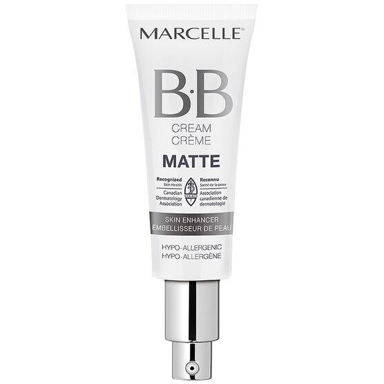 Marcelle BB Cream Matte Skin Enhancer - Light to Medium