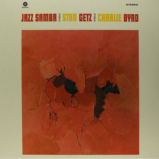 Stan Getz and Charlie Byrd - Jazz Samba - Vinyl