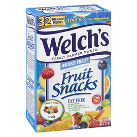 Welch's Fruit Snacks - 32's