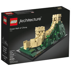 LEGO® Architecture - Great Wall of China