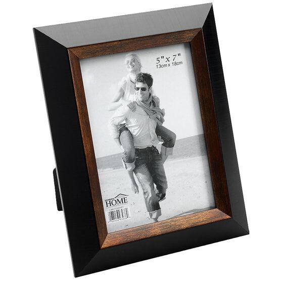 London Home Frame - Black Gold - 5x7in