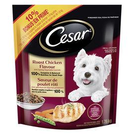 Cesar Dry Dog Food - Roast Chicken - 1.76kg