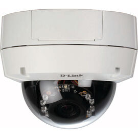 D-Link 1.3MP HD WDR Outdoor Dome IP Camera - DCS-6511