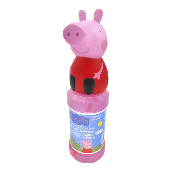 Peppa Pig Playtime Bubbles - 8oz - Assorted
