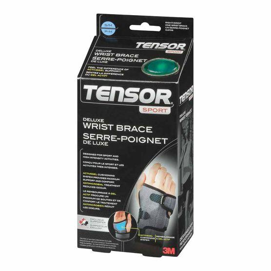 Tensor Sport Deluxe Wrist Brace - Right Hand - Small/Medium