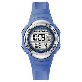 Timex Women's Marathon Digital Watch - Blue - TW5M144009J