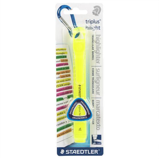 Staedtler Triplus Highlighter - Yellow