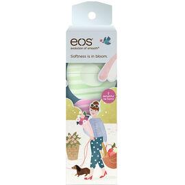 eos Softness is in Bloom Lip Balm - 2 x 7g