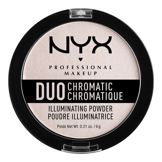 NYX Professional Makeup Duo Chromatic Powder - Snow Rose