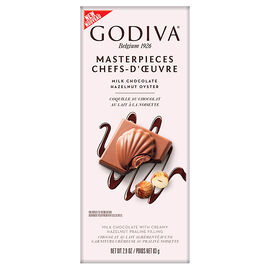 Godiva Milk Chocolate Hazelnut Bar - 83g