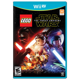 Wii U Lego Star Wars: The Force Awakens