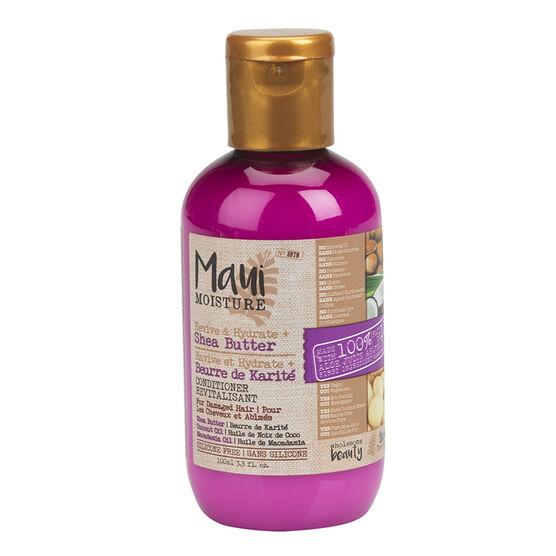 Maui Moisture Revive & Hydrate + Shea Butter Conditioner - 89ml