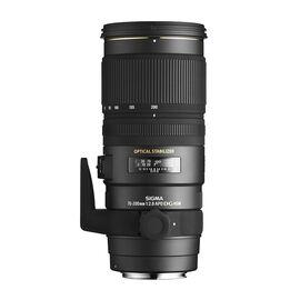 Sigma EX DG HSM 70-200mm OS Lens for Nikon - OS7020DGHN