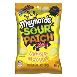 Maynards Sour Patch Kids - Mango - 185g