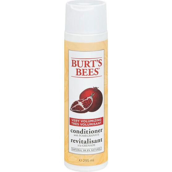 Burt's Bees Very Volumizing Conditioner with Pomegranate - 295ml