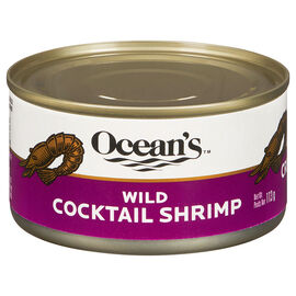 Ocean's Wild Cocktail Shrimp - 113g