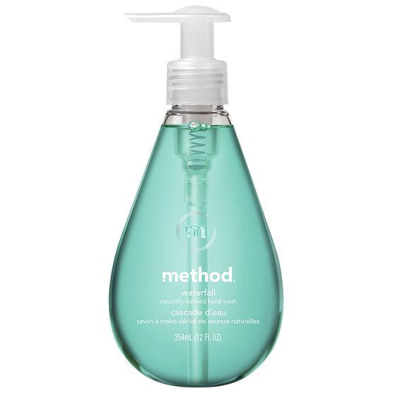 Method Gel Hand Wash - Water Fall - 354ml