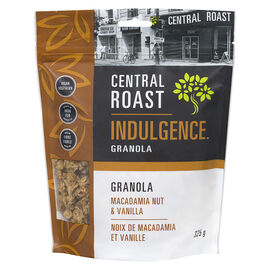 Central Roast Indulgence Granola - Macademia & Vanilla - 325g