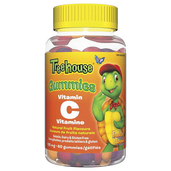 Treehouse Gummies Vitamin C - 60's