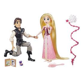Tangled Royal Proposal Doll