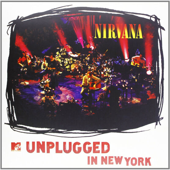 Nirvana - Unplugged In New York - Vinyl