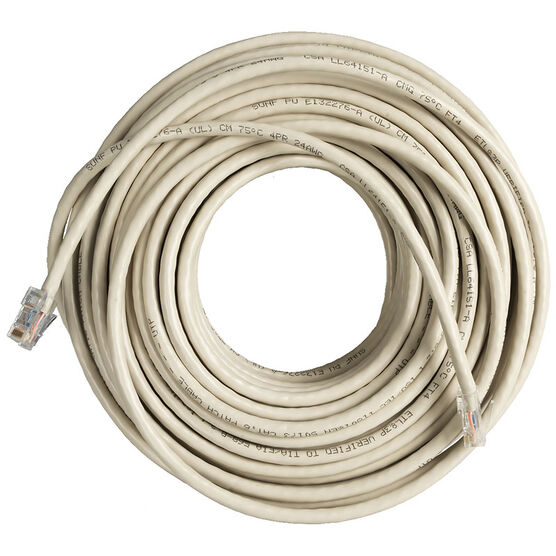 Certified Data CAT6/5E Patch Cable - 75ft - GCAT6NC-75