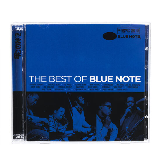 The Best of Blue Note - Icon 2 - CD