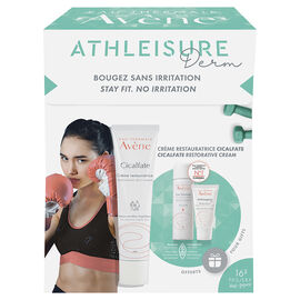 Avene Athleisure Winter Cicalfate Set - 3 piece