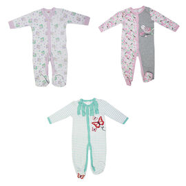 Baby Mode Coverall - Girls - 0-9 months - Assorted
