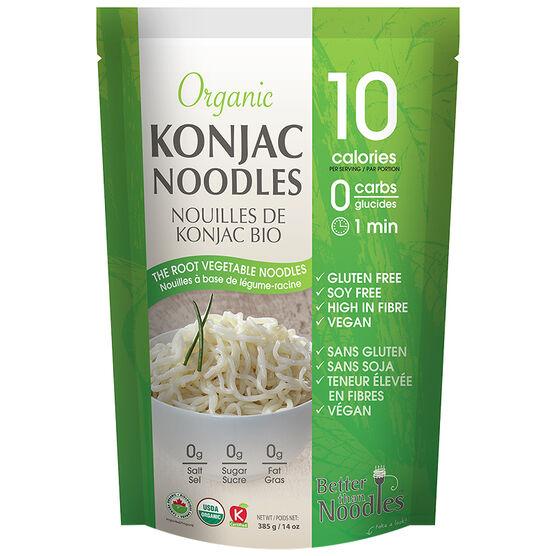 Organic Konjac Noodles - 385g