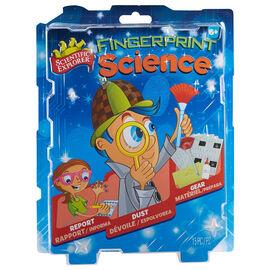 Scientific Explorer - Fingerprint Science