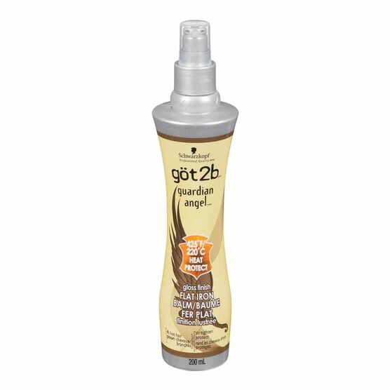 göt2b Guardian Angel 425°F/220°C Heat Protect 'n Flatten Balm - 200ml