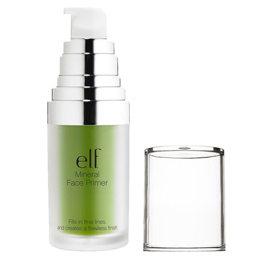 e.l.f. Studio Mineral Infused Face Primer - Green - 14g