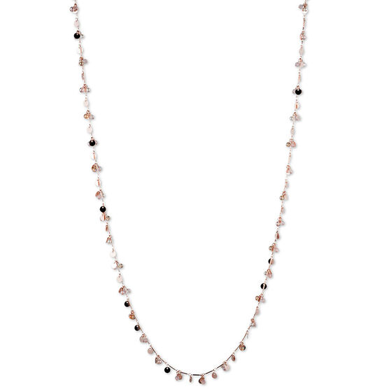 Lonna Lilly Chain Necklace - Rose Gold