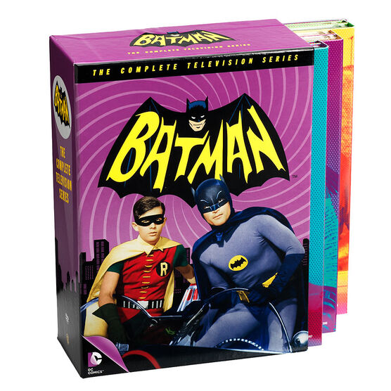 Batman: The Complete TV Series - DVD