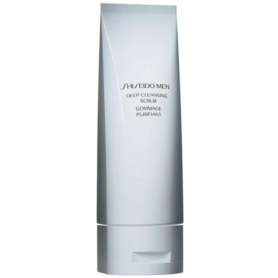 Shiseido Men Deep Cleansing Scrub - 125ml