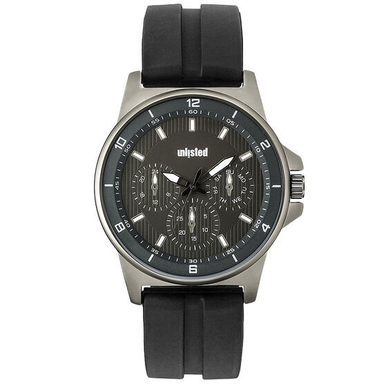 Unlisted by Kenneth Cole Men's Chronograph Watch - 10031959