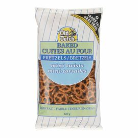 Old Dutch Baked Pretzels Mini Twists - 320g