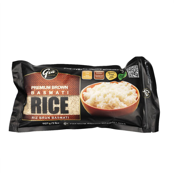 Gia Brown Basmati Rice - 907g