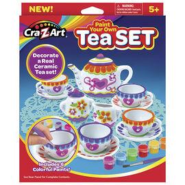 Cra-Z-Art Paint Your Own Tea Party