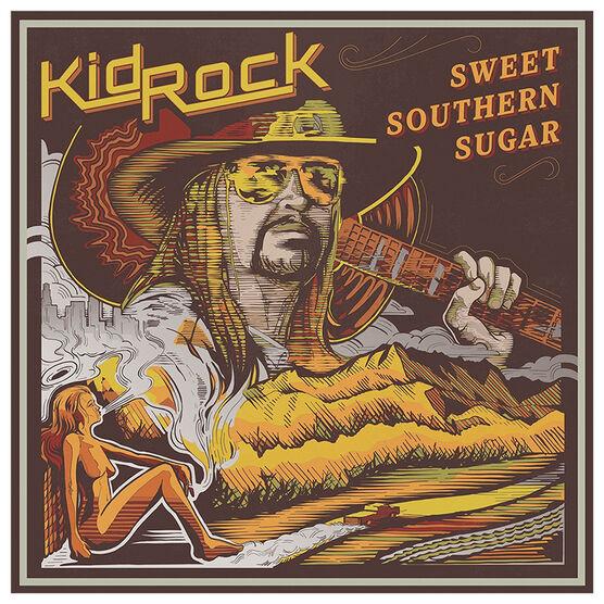 Kid Rock - Sweet Southern Sugar - CD