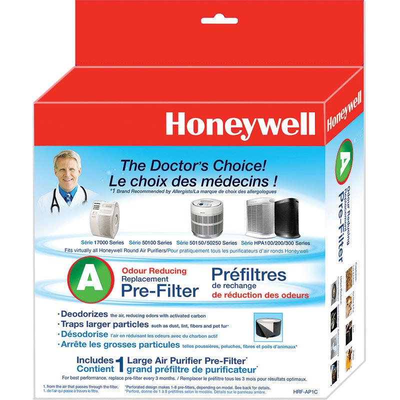 R Honeywell HRF-R2C HEPA Filter for Air Purifier
