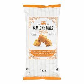 G.H. Cretors Popped Corn - Caramel Corn - 227g