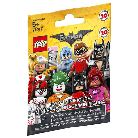 LEGO Minifigures - Batman Movie Blind Bag