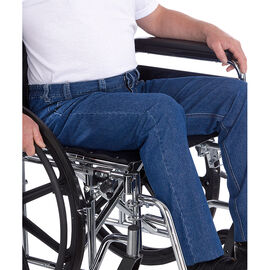 Silvert's Men's Wheelchair Jeans