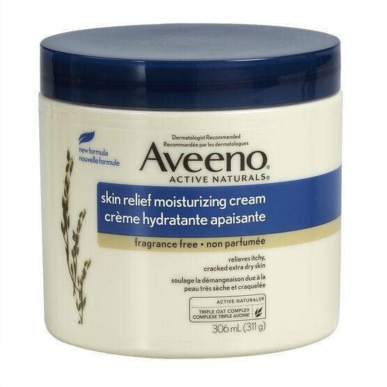 Aveeno Skin Relief Moisturizing Cream - 306g